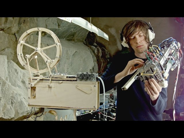 """Music Box & Modulin - 2 new music instruments (""""All Was Well"""" by Wintergatan)"""