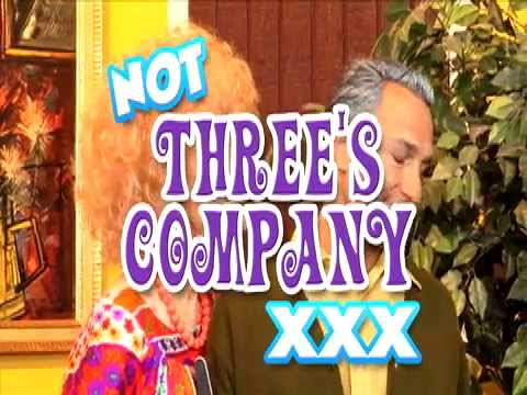 Xxx Mp4 NOT Three S Company XXX Porn Parody 3gp Sex