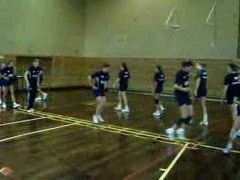 Preparación Física Deportiva II Selección Argentina Voley