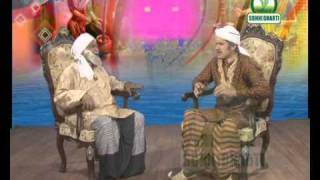 baba wella most papular funny nazam by yasir abbas malangi and ali zulfi at sohni dharti tv