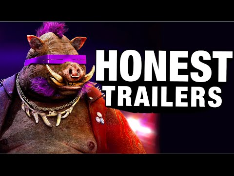 Honest Trailers Teenage Mutant Ninja Turtles Out of the Shadows