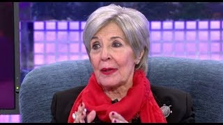 Concha Velasco admite en 'Sábado Deluxe' haber sufrido acoso