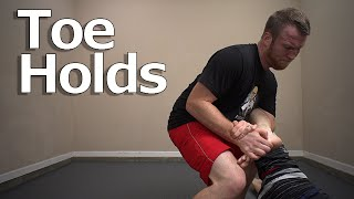 The Best Jiu-Jitsu Leg-lock Ever... This Toe-Hold / Ankle Lock Set-Up Wins Fights Instantly