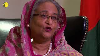 Here's why Sheikh Hasina expects no help from Trump on Rohingya refugees fleeing Myanmar