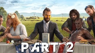 FAR CRY 5 EARLY WALKTHROUGH GAMEPLAY PART 2 - Grace (FC5)