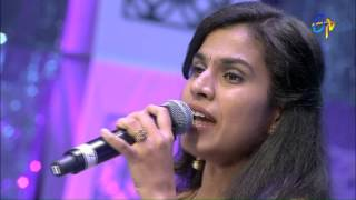 Babu O Rambabu Song - Sravana Bhargavi Performance in ETV Swarabhishekam - 13th Dec 2015