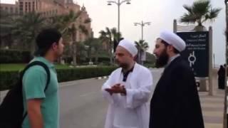 Müslüman Olan Brezilyalı Genç - Fatih Medreseleri 2013 Emri Bil Maruf Dubai