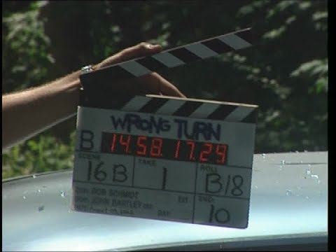 Wrong Turn - Behind the Scenes