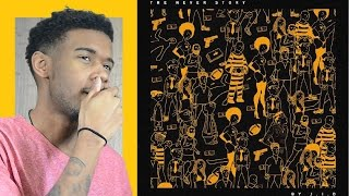 J.I.D - THE NEVER STORY First REACTION/REVIEW