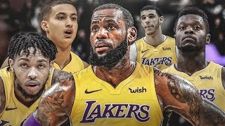 BREAKING: LeBron James Signs With Lakers
