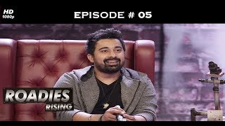 Roadies Rising - Episode 5 - Karan Kundra unleashes his fury again!