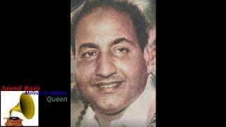 RAFI SAHAB.Film.BADI BEHEN-1949-Mohabbat Ke Dhoke Mein Koi Na Aye-[ High Quality Audio Sou