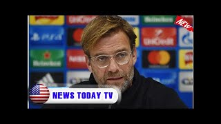 Liverpool boss jurgen klopp thinking about january spending 'all the time'| NEWS TODAY TV