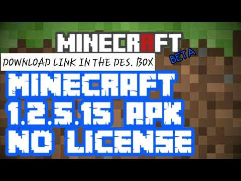 Xxx Mp4 Minecraft 1 2 5 15 Latest Version Of MCPE Beta APK NO LICENSE DOWNLAD IN DES BELOW 3gp Sex
