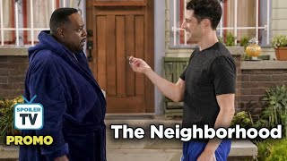 "The Neighborhood 1x03 Promo ""Welcome to the Spare Key"""