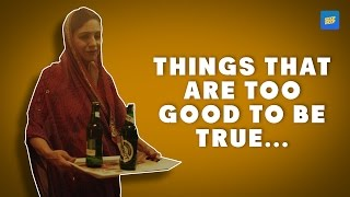 ScoopWhoop: Things That Are Too Good To Be True!