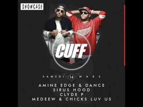 2015.03.14 - Medeew & Chicks Luv Us @ CUFF - Showcase, Paris, FR