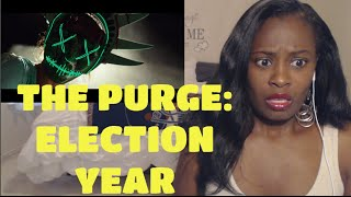 The Purge: Election Year  | Official Trailer REACTION