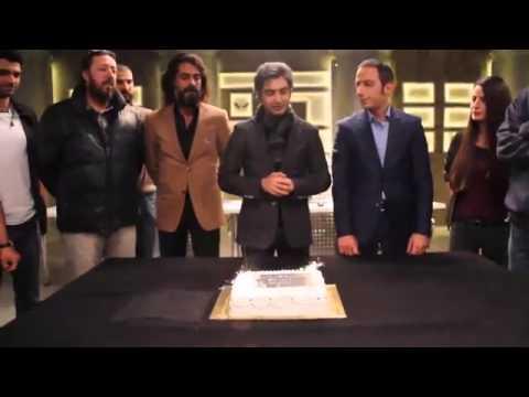 Xxx Mp4 احتفال فريق مسلسل وادي الذئاب بالوصول للحلقة رقم 200 حسب العد التركي 3gp Sex