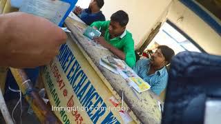 How to cross India-Bangladesh Border || Petrapole-Benapole-haridaspur || GoPro - QuikStories