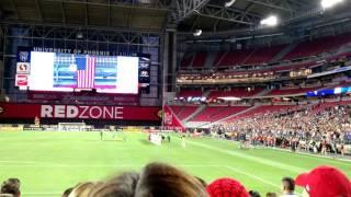 USA vs China - National Anthems