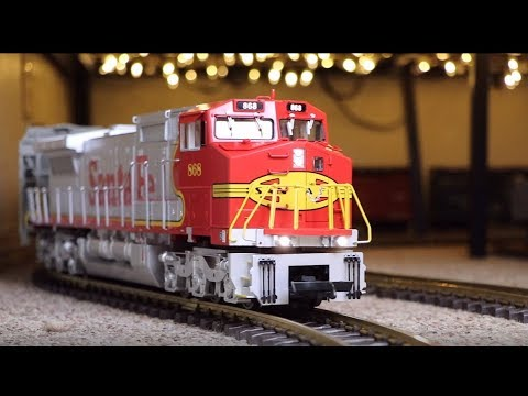 Things You Didn't Know About My Santa Fe Train Video