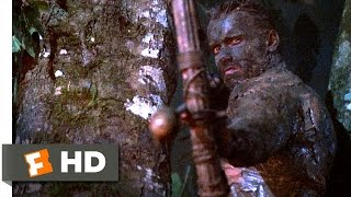 Predator (3/5) Movie CLIP - Predator vs. Dutch (1987) HD