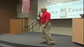 CANFIELD TOWN HALL MAY 4 2017 at MCCTC