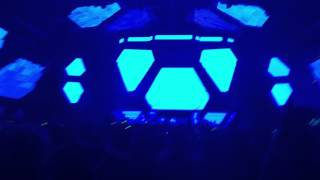 Eric Prydz - Opus (Interlude Intro) Ending Stage Live at Ultra Music Festival 2016