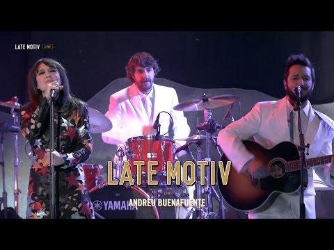 LATE MOTIV - Eva Amaral y la Banda De Late Motiv. 'Space Oddity'  | #Latemotiv170