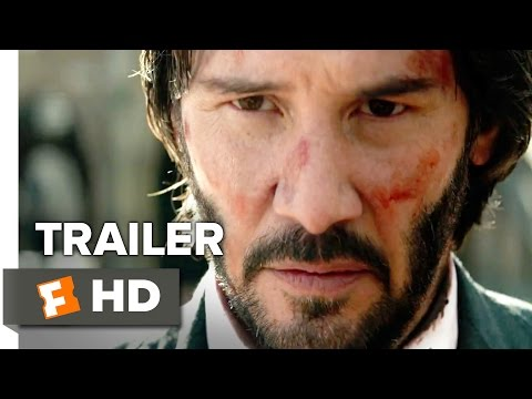 Xxx Mp4 John Wick Chapter 2 Official Trailer 1 2017 Keanu Reeves Movie 3gp Sex