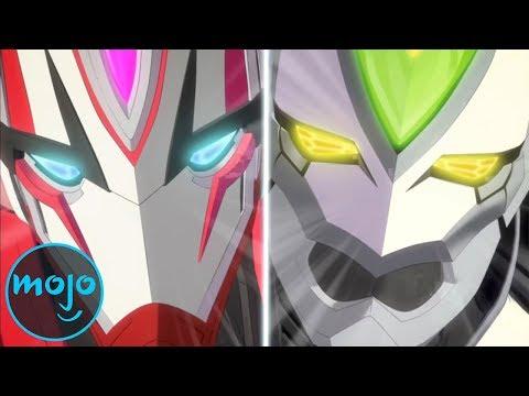Xxx Mp4 Top 10 Man Vs Machine Battles In Anime 3gp Sex