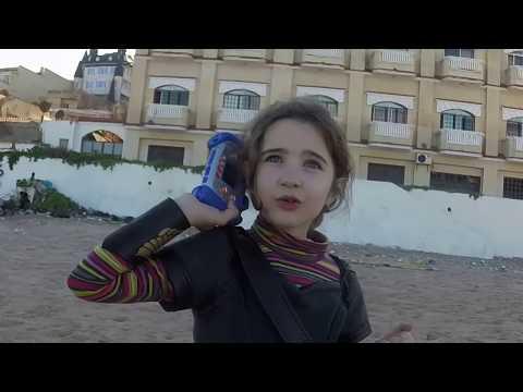 VLOG Algérie Ain El Turk au large d'Oran (J'AIME PAS LES PRINCESSES)