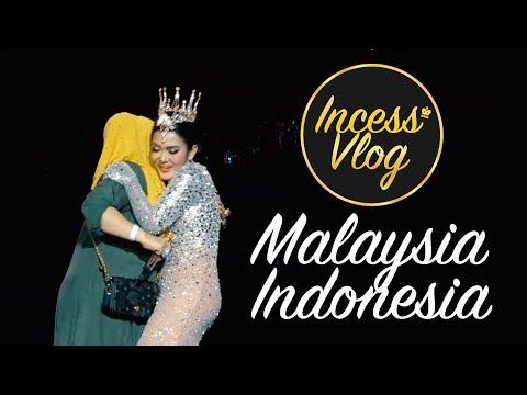 DUEL CETAR PERAWAN INDONESIA VS JANDA MALAYSIA SIAPA YANG MENANG? | #IncessVlog 2