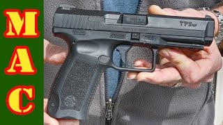 EXCLUSIVE: First look at the Canik TP9SF