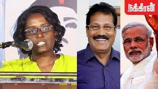 யார் தேச துரோகி ? Bold Speech Against Krishnasamy & Hindutva | Kakkoos Docu Director Divya Bharathi