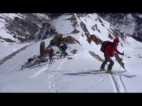 2015 AMGA Ski Guide Course