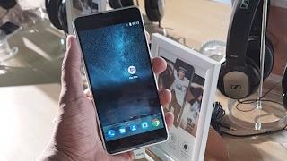 Nokia 6 Hands On