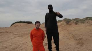 ISIS TORTURE VIDEO BEHIND THE SCENES