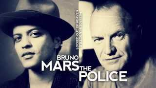 Bruno Mars/The Police - Locked Out of Heaven/Message In  A Bottle (Mashup)