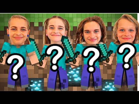 WHICH NORRIS NUT FINDS DIAMONDS IN SURVIVAL WORLD Minecraft Gaming w The Norris Nuts