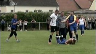 FC Dornburg: Eine Nazibande als Fußballmannschaft getarnt!