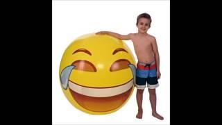 funny ppic of emoji boy