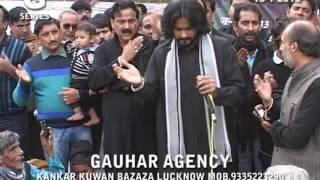 Noke Naiza Pa Tharta Nahi l Live S. Irfan Haider l Yaad-e-Shahidane Karbala l Bihar l 2012