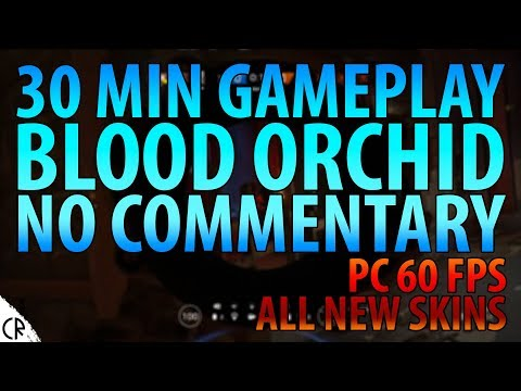Xxx Mp4 30min Blood Orchid Gameplay No Commentary PC 60fps Ela Ying Lesion Rainbow Six Siege R6 3gp Sex