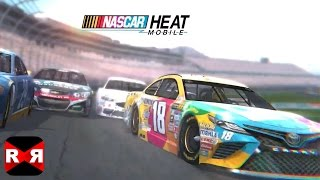 NASCAR Heat Mobile (By DMi) - iOS / Android - Gameplay Video