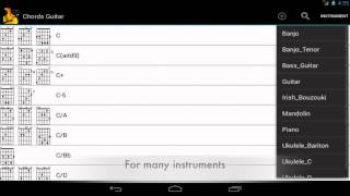 SongBook for Android tablets and phones
