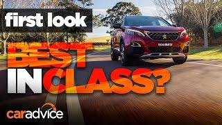 2018 Peugeot 3008 review: First look!   CarAdvice