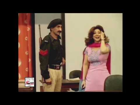 Best of Iftkhar Thakur & Hina Shaheen - PAKISTANI STAGE DRAMA FULL COMEDY CLIP