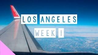 Los Angeles Weekly 1 (Escuela, Santa Monica y Hollywood) | Matu Vlogs